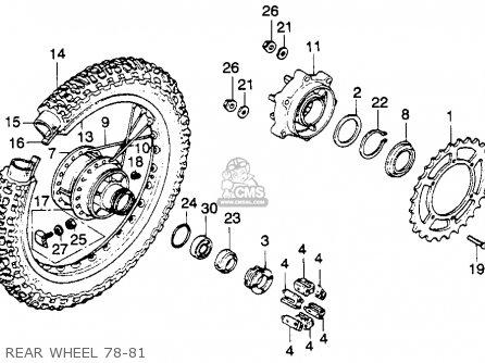 Tube Tire 4.60-18 photo