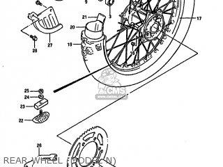 Tube Assy, Wheel Inner photo