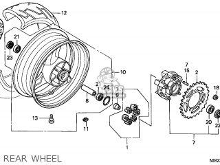 Collar B, Rr Wheel photo