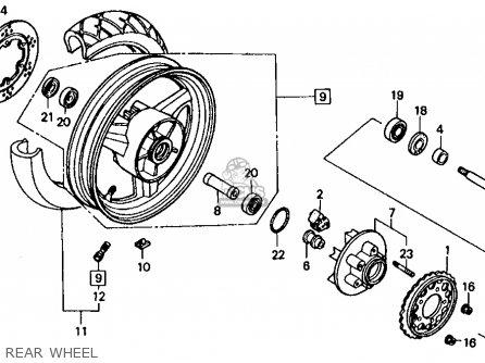 Disk, Rr Brake photo