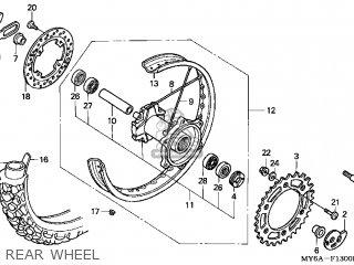 Tire, Rr(dun) photo