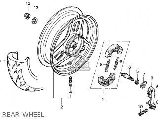 WHEEL SET,*NH35M*
