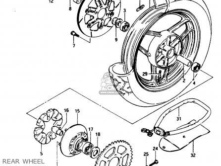 Disc, Rear Brake photo