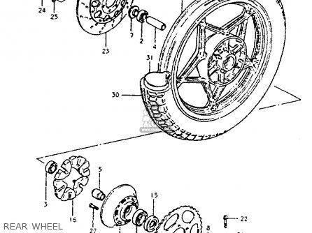 Tube Assembly, Wheel, Inner photo