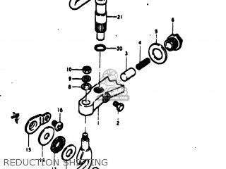(25351-25101) STOPPER,GEAR SHIFTING