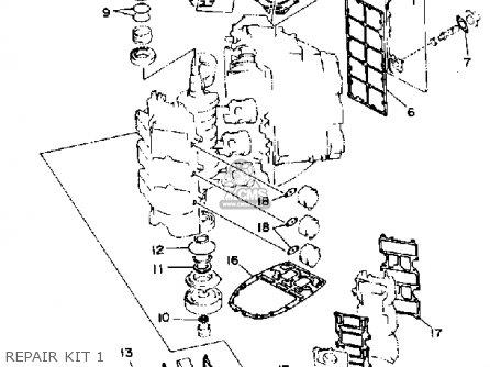 (61A11181A1) GASKET, CYLINDER HEAD 1