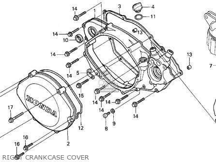 Honda Cr500r 86 Cr500r 1986 Parts