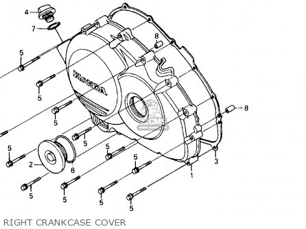 GASKET,R COVER