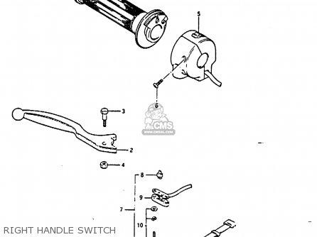 Switch Assy, Handle Rh (flat) photo