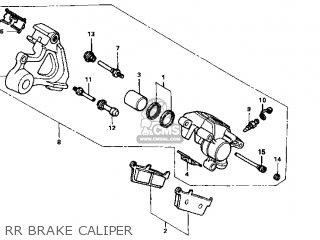 BRACKET COMP.,RR.