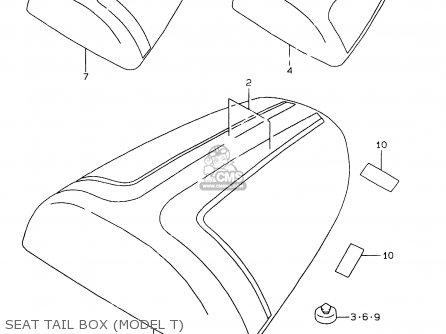 Tape Set, Box Seat Tail(yellow) photo