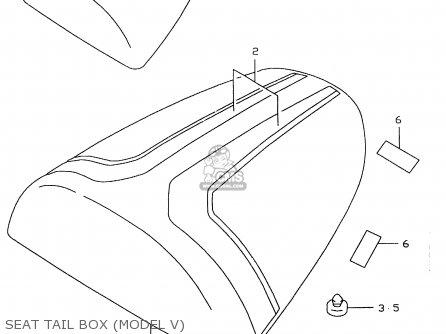 Box, Seat Tail(gray) photo