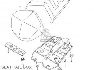 Box, Seat Tail photo