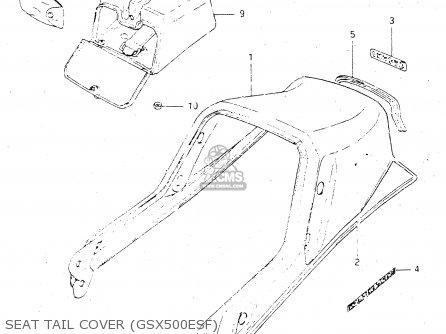 Cover, Seat Tail photo
