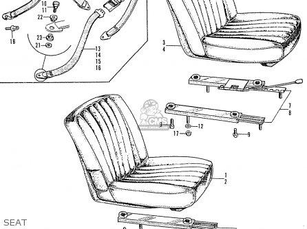 BOLT, SEAT BELT FLOOR SETTING