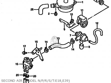 Valve Assy,2nd Air Switching photo