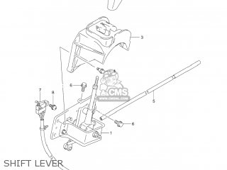 COVER,T/M LEVER GATE