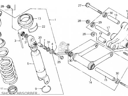 ROD ASSY.,CUSHION