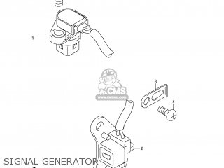 Starter, Signal Generator photo