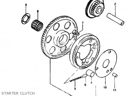 Clutch Set, Starter photo