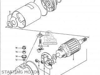 Motor Assembly, Starting photo