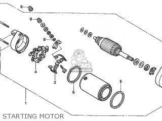 MOTOR ASSY.,START