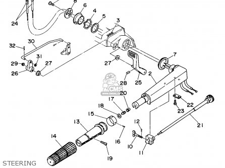 Handle Steering Assy photo