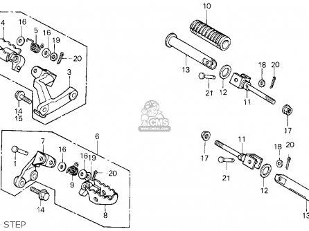 (50615MG2890ZA) ARM R STEP*NH-105