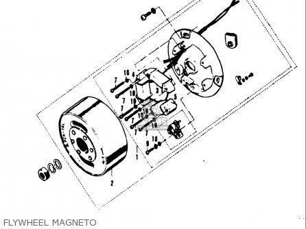 Suzuki A100 As100 Ac100 1969 Usa E03 Parts Lists And Schematics