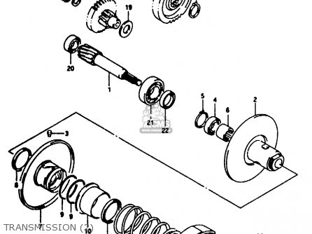 Suzuki Ae50 1991 M Australia E24 Parts Lists And Schematics