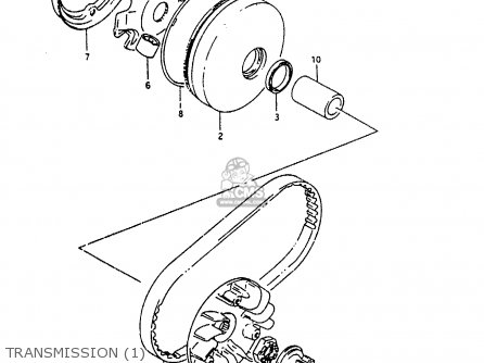 Suzuki Ah100 1994 r Transmission 1