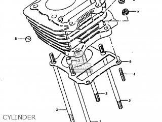 Suzuki Alt185 1985 f Usa e03 Cylinder