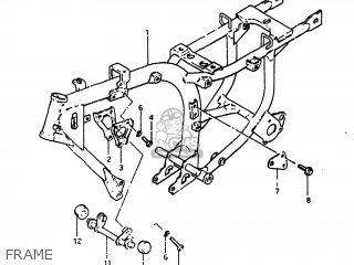 Suzuki Alt185 1985 f Usa e03 Frame