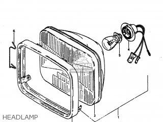 Suzuki Alt185 1985 f Usa e03 Headlamp