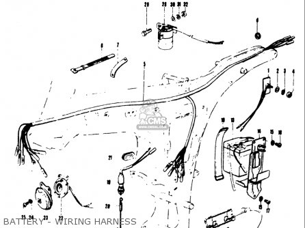 Series Turn Signal Wiring Harness