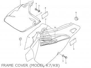Partslist additionally 1997 Suzuki Rm 250 Wiring Diagram furthermore Drz 400 Wiring Diagram furthermore  on drz 400 crankshaft