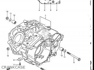 suzuki dr200 1986 (g) usa (e03) parts lists and schematics  cmsnl.com