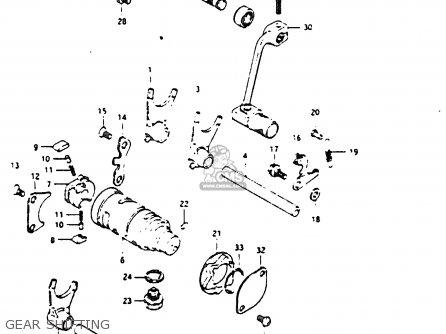 1987 Suzuki Enduro Wiring Schematic