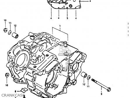 Suzuki Dr200 1988 J Parts Lists And Schematics
