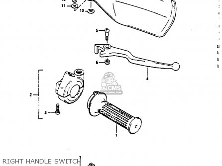 1988 Suzuki Intruder Wiring Diagram