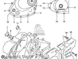 Suzuki    Dr200se    2000  y  Usa  e03  parts list partsmanual partsfiche