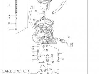 Suzuki    Dr200se    2001  k1  Usa  e03  parts list partsmanual partsfiche