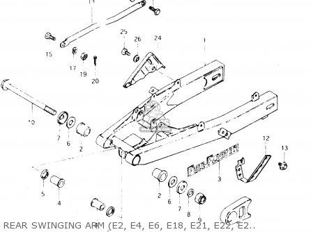 Suzuki Dr250s 1982 Z Parts Lists And Schematics