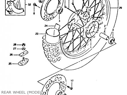 Diagram Of Suzuki Atv Parts 2003 Ltz400 Starter Clutch Diagram