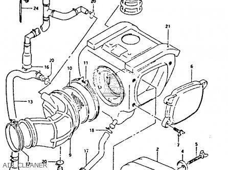 Suzuki Dr350 1992 N Parts Lists And Schematics