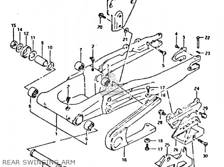Suzuki Dr350 1992 N Parts Lists And Schematics