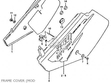 Wiring Diagram 1993 Dr 350