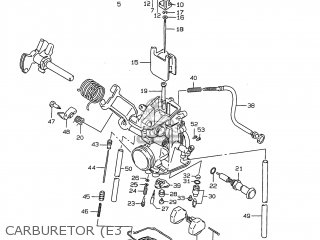suzuki dr350 wiring diagram    suzuki       dr350    1997  v  usa  e03  parts lists and schematics     suzuki       dr350    1997  v  usa  e03  parts lists and schematics