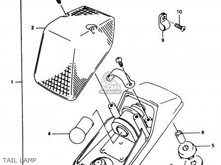 Partslist besides Partslist also Partslist further Wiring Diagram Split Phase Induction Motor together with Yamaha Ttr 250 Wiring Diagram. on suzuki dr350 wiring diagram