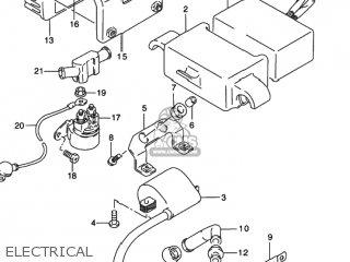 Suzuki DR350SE 1990 (L) USA (E03) parts lists and schematics on suzuki dr 350 top speed, suzuki dr 350 tire size, suzuki dr 350 specs,